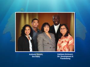 Valdez Charitable Foundation Team